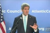 Kerry urges for global fight on climate