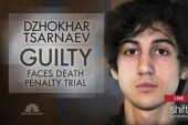 Verdict reached in Tsarnaev trial