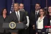 """Obama honors """"Champions of Change"""""""