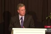 LIVE: Jeb Bush mingles with Michigan GOP