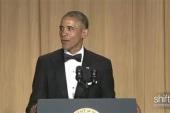 Pres. Obama's best WHCD jokes