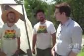 Greenhouse: Environmentally friendly pot
