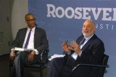 Nerding Out: Interview with Joseph Stiglitz