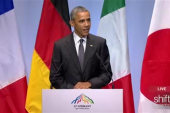 President Obama at G7 Summit