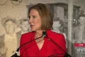 LIVE: Carly Fiorina on women in the workplace