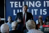Christie holds NH town hall