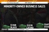 Study shows minority-owned businesses growing