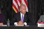 LIVE: Biden meets with Florida Jewish group