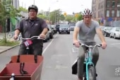 The rising popularity of cargo bikes