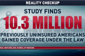 Over 10 million covered by Obamacare