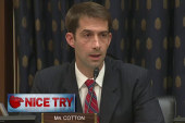 Tom Cotton backtracks on farm bill vote