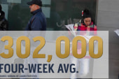 Jobless claims lowest since February 2006