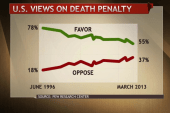 Death penalty discussion resumes