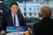 Steve Kornacki talks about his fear of flying