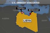 US evacuates staff from embassy in Libya