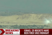 Israel: Hamas violated its own ceasefire