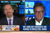 Todd: WH 'praying for' impeachment talks