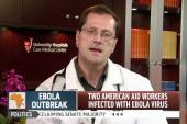 Death toll rises as Ebola virus spreads