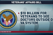 Sanders: 'We came together' on veterans bill