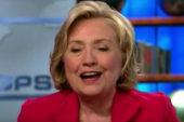 Hillary loses to...Darth Vader?