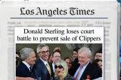 Judge rules against Sterling in Clippers case