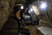 The sprawling tunnels of Hamas