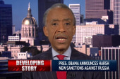 Sharpton: 'Partisan bickering needs to end'