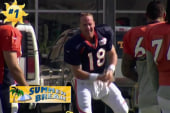 Peyton Manning shows off his dance moves