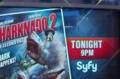 More bite in 'Sharknado' sequel