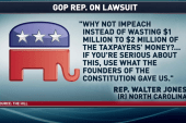 Republicans are serious about attacking Obama