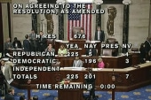 House votes to sue President Obama