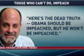 The GOP's impeachment whiplash