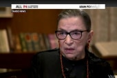 Mounting pressure for Ruth Bader Ginsburg...
