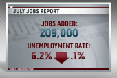 Sixth straight month of job growth
