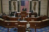 Drama in Congress continues into the night