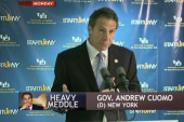 NY Gov. Andrew Cuomo lawyers up
