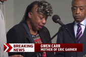 Eric Garner's family reacts to report