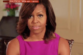 What sets Michelle Obama apart from...