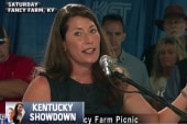 Kentucky Senate race heats up at Fancy Farm