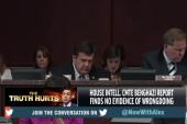 Benghazi report: No evidence of wrongdoing