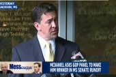 McDaniel challenges runoff GOP election