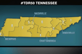 Tennessee's political history