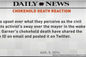 Chokehold contributed to Eric Garner's death