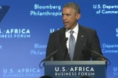 Africa Summit on heels of major Ebola...