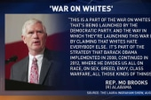 Mo Brooks fights a new 'war'