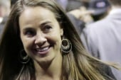 Spurs hire NBA's first female assistant coach
