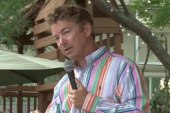 2016 preview? Rand Paul tours Iowa