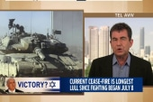 Reason for 'cautious hope' in Gaza