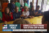 Seeds of Peace camp promotes dialogue