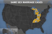 Same-sex marriage fight battles on